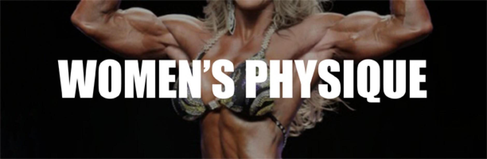2015 NPC USA Championships Women's Physique Call Out Report