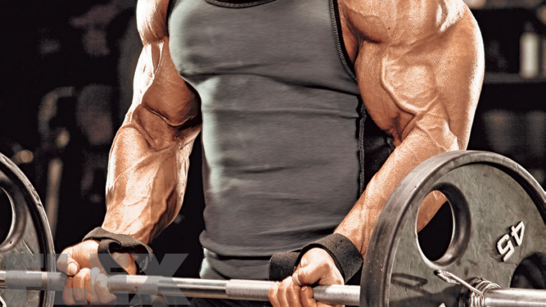 Add One Inch to Your Arms in One Month