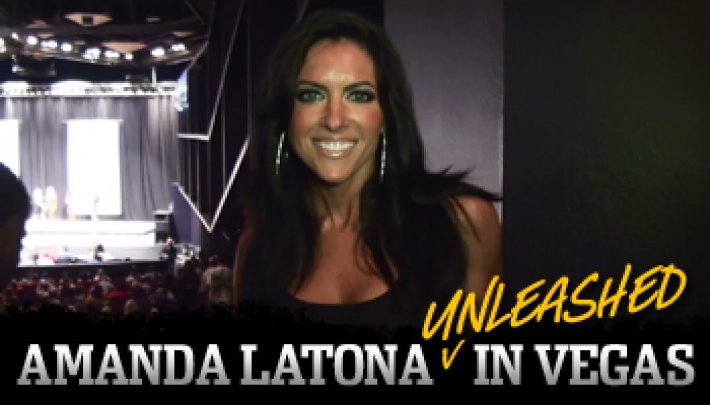Amanda Latona Unleashed - Part 2!