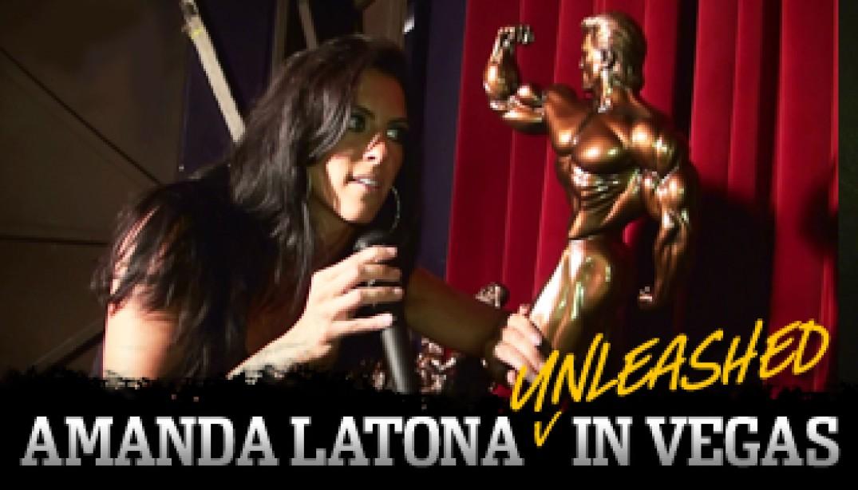 Amanda Latona Unleashed!