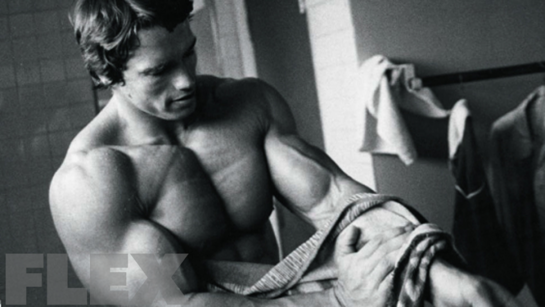 Arnold's Classic Chest Routine