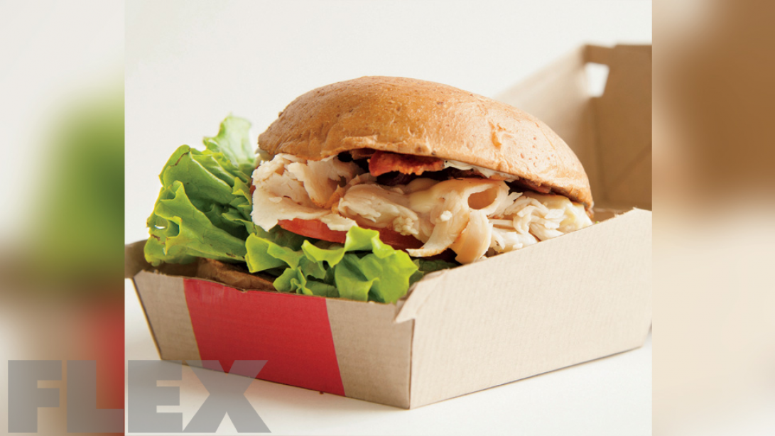 Bodybuilder's Guide to Eating at Arby's