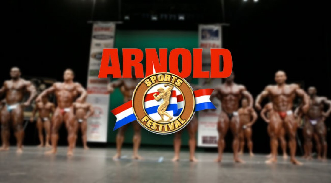 212 Bodybuilding to Debut At 2014 Arnold Sports Festival