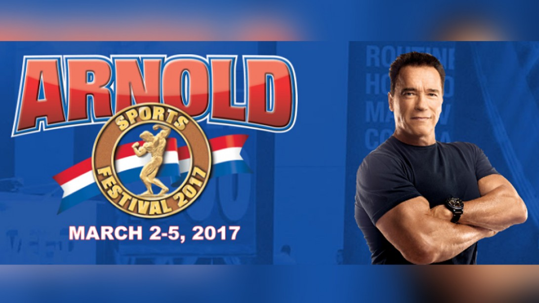 2017 Arnold Classic Official Invite List