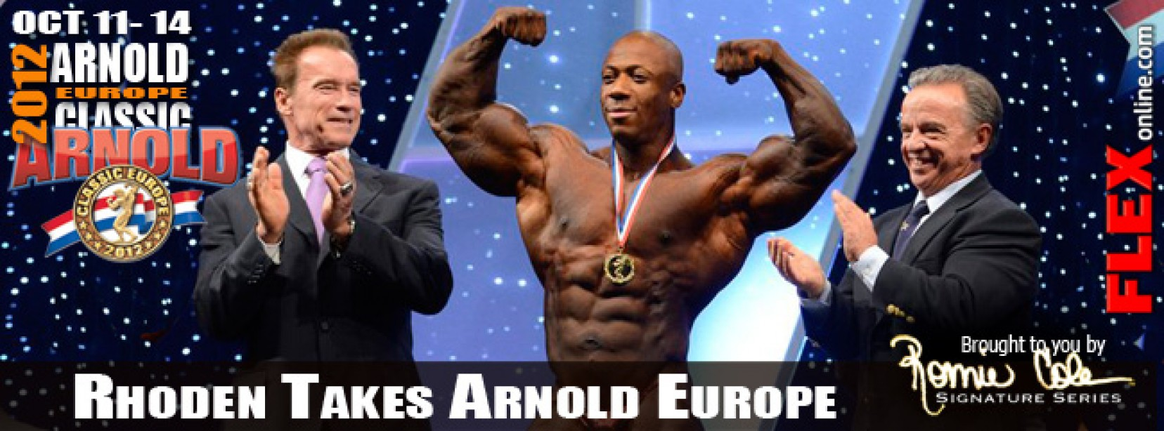 Rhoden Wins Madrid - Full Report and Results