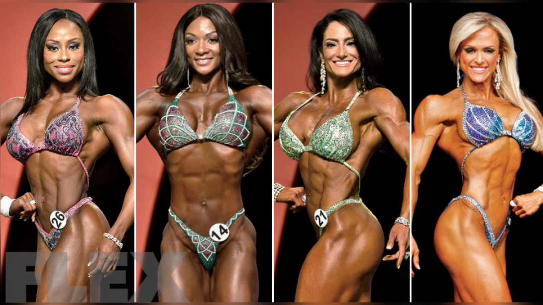 2017 Arnold Classic Lineup: Figure
