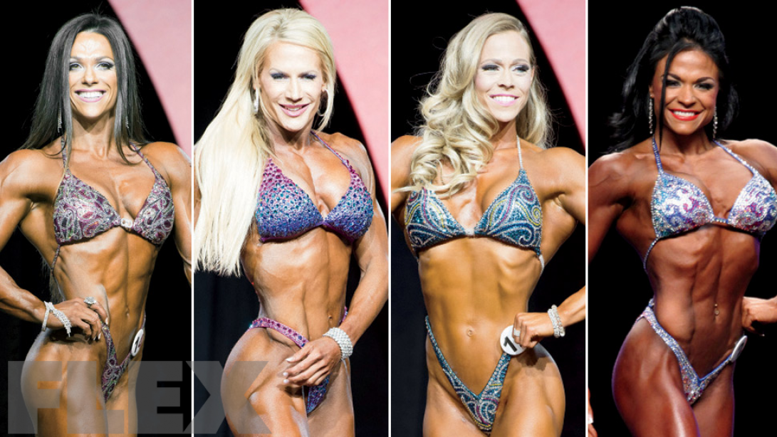 2017 Arnold Classic Lineup: Fitness
