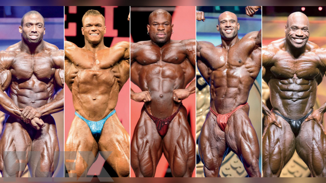 2017 Arnold Classic Lineup: Open Bodybuilding