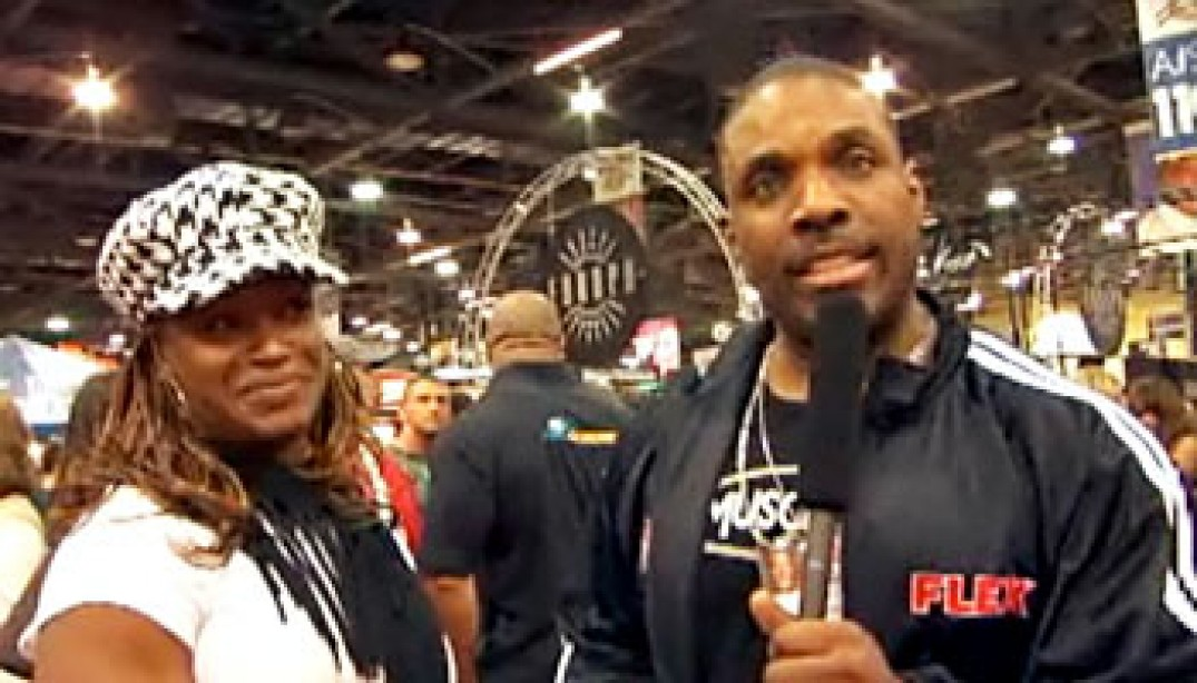 VIDEO: ARNOLD EXPO PART II