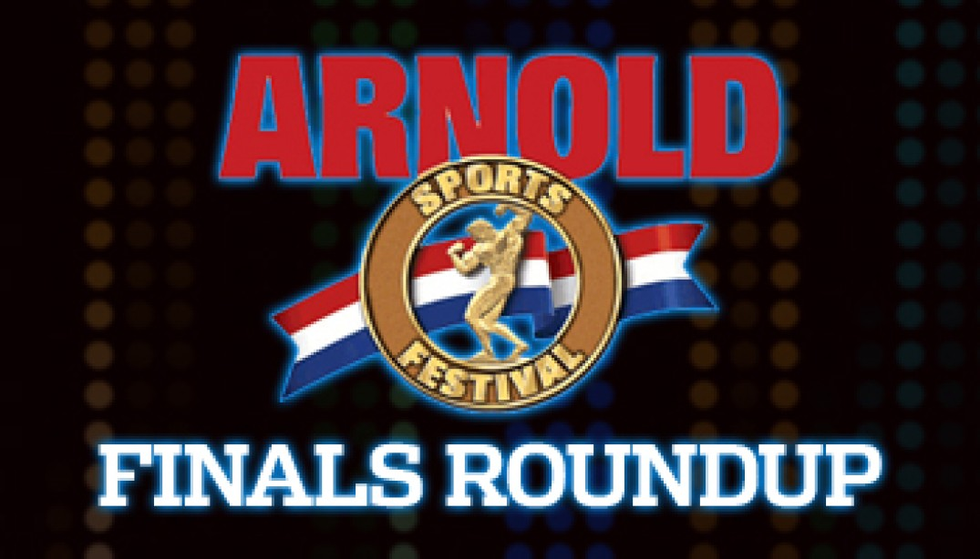 2010 ARNOLD CLASSIC FINALS ROUNDUP