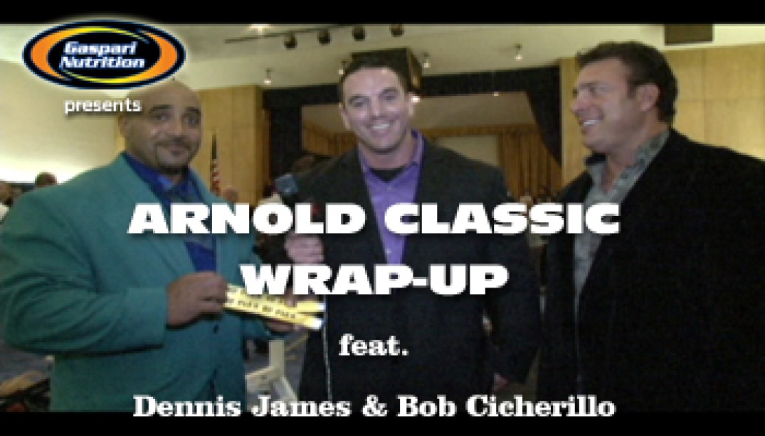 ARNOLD CLASSIC WRAP-UP VIDEO