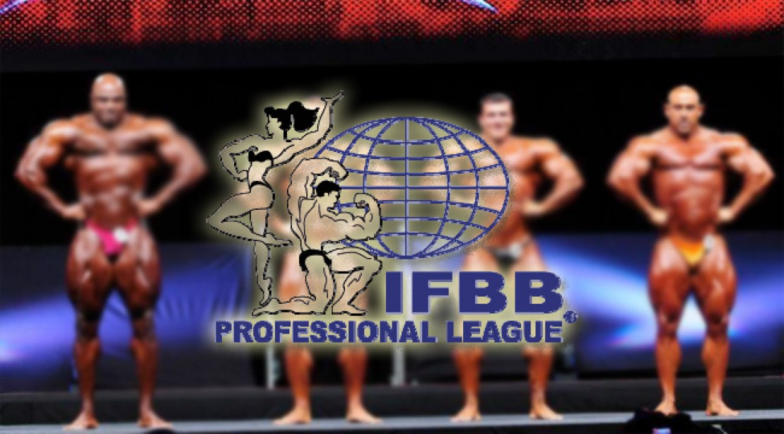 IFBB ASIAN PRO BODYBUILDING CHAMPIONSHIPS IN CHINA!