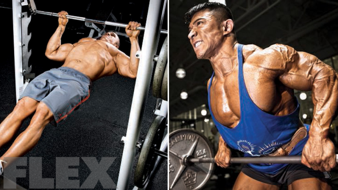 Barbell Row vs. Inverted Row