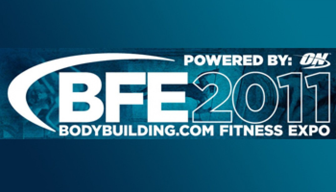 2011 Bodybuilding.com Fitness Expo