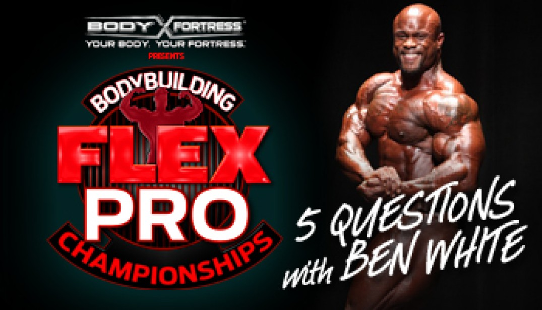 5 Questions with Ben White