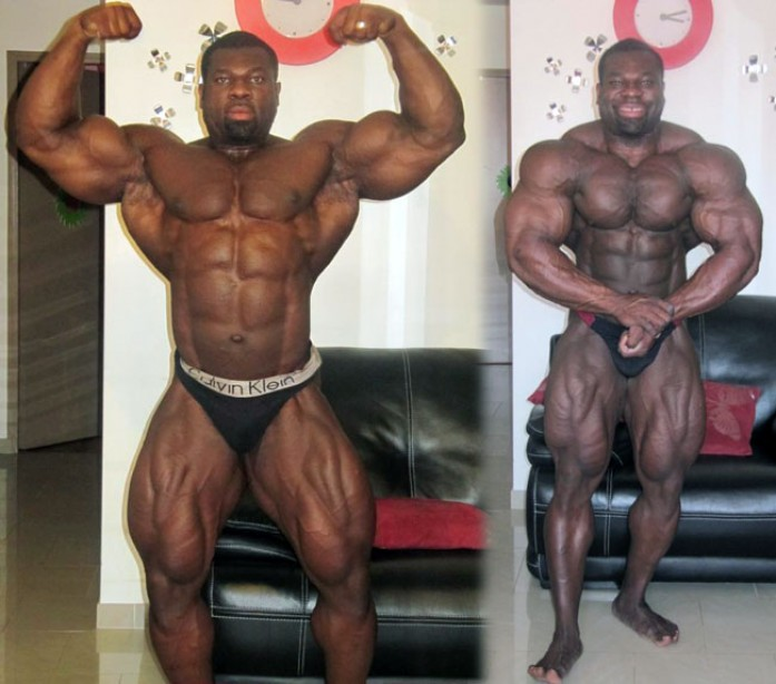 Beyeke Few Weeks from 2013 Chicago Pro