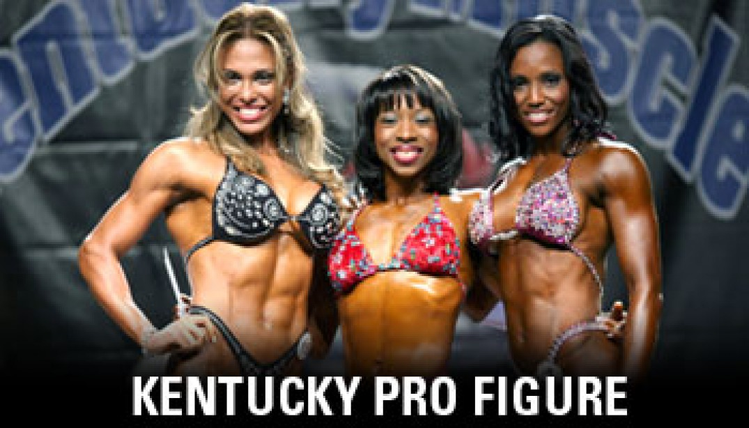 2008 KENTUCKY PRO FIGURE RESULTS AND PHOTOS