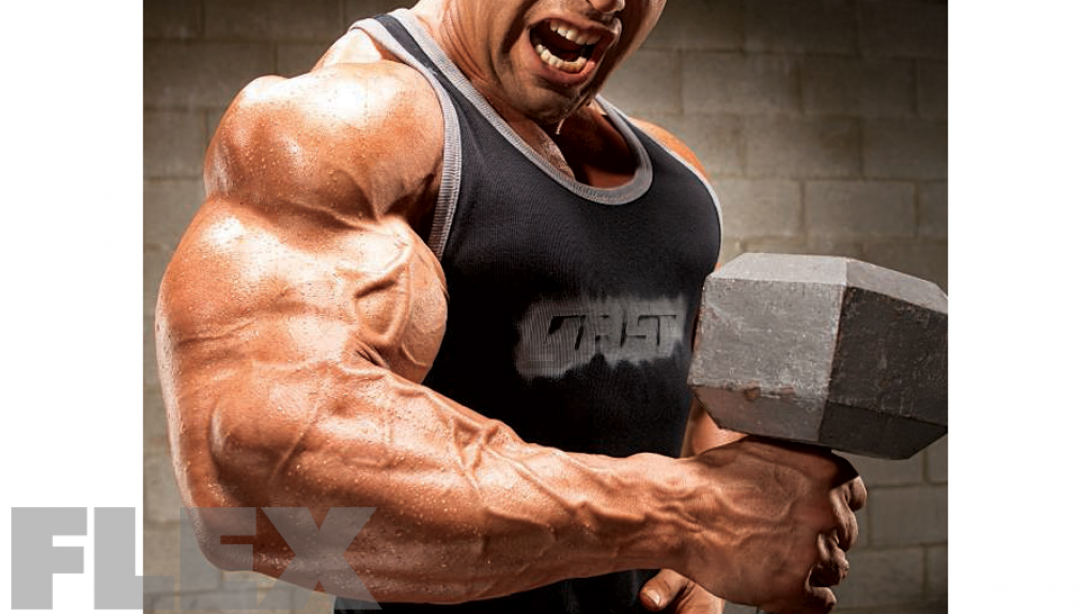 Dig Deep Biceps Workout