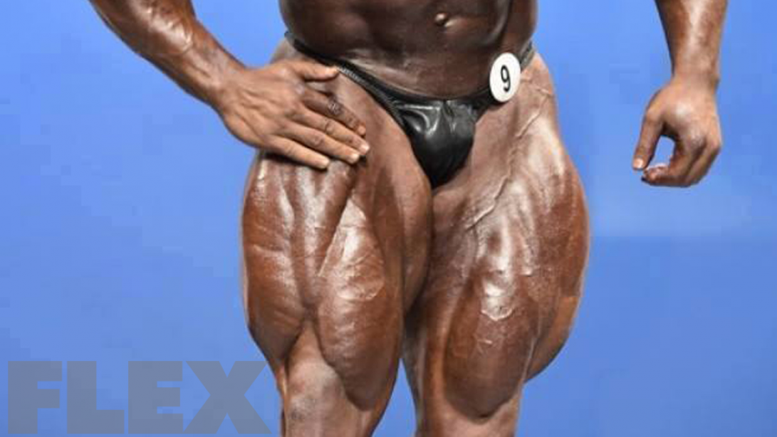 Leg Extensions for Bigger Better Quads
