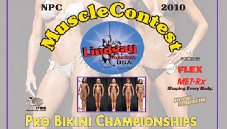 PREVIEW: IFBB MUSCLECONTEST 2010 PRO BIKINI CHAMPIONSHIPS