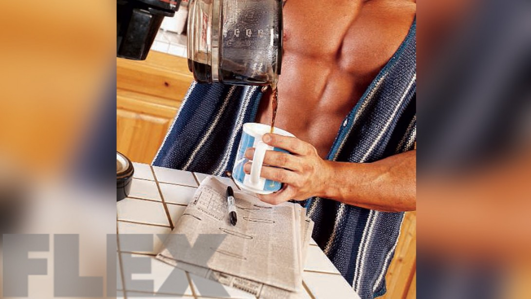 Black Coffee for Bodybuilders