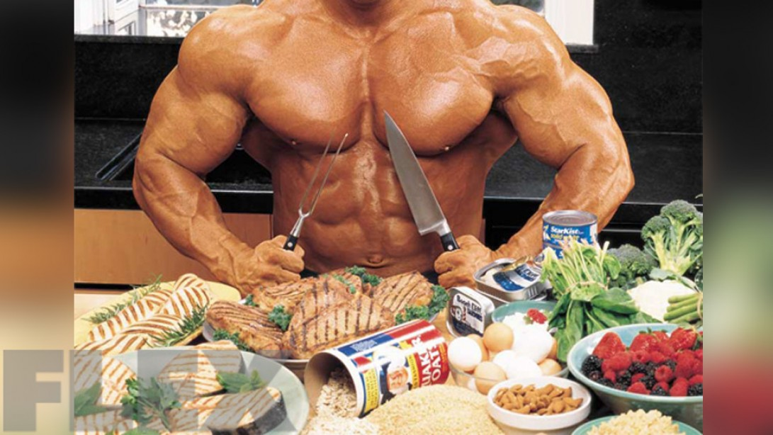 7 Dietary Rules for Gaining Mass