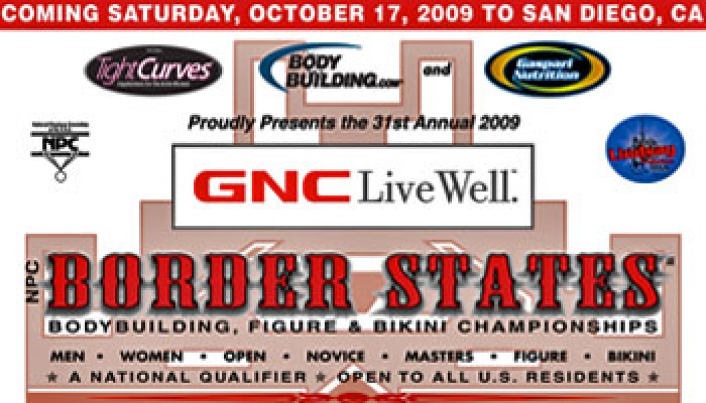 2009 NPC & IFBB BORDER STATES