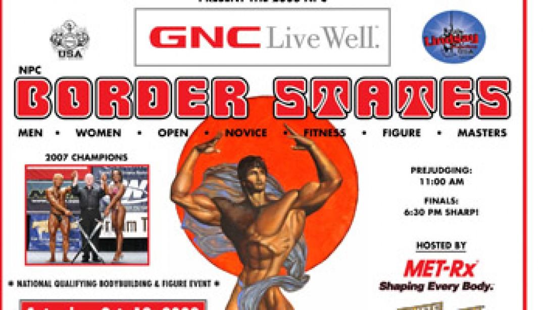 2008 GNC NPC BORDER STATES