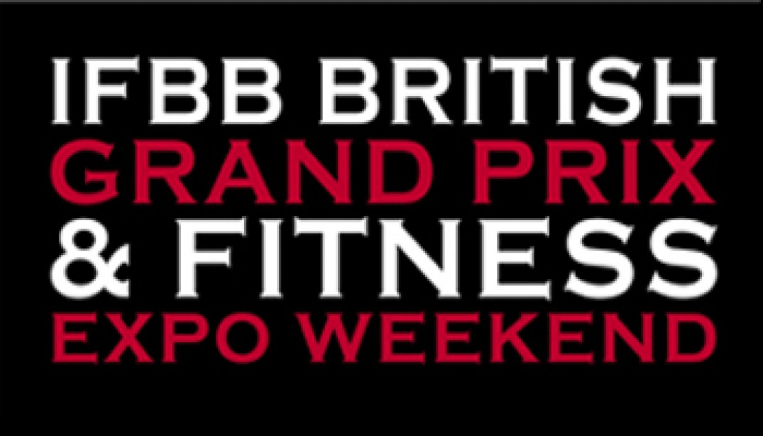 PREVIEW: IFBB British Grand Prix & Amateur Olympia!