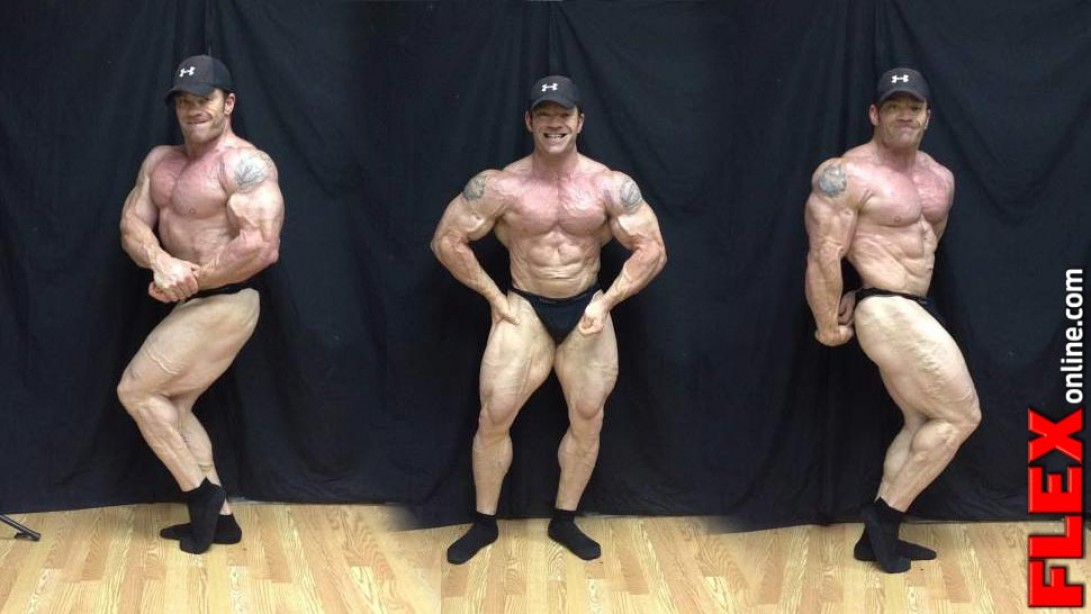 Bryan Barth Headed to 2013 IFBB North Americans