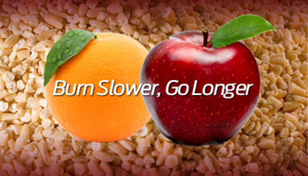 Burn Slower, Go Longer