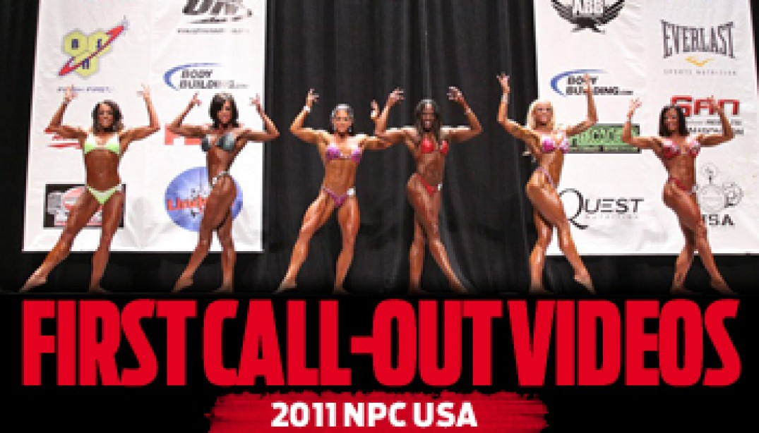 FIRST CALL-OUT VIDEOS!