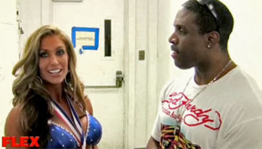 VIDEO: 2010 IFBB, NPC CAL STATE POST-SHOW INTERVIEWS