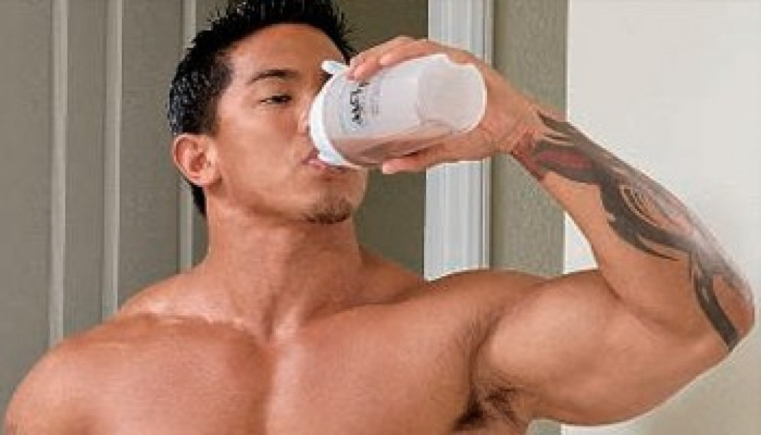 """How slow is """"slow digesting"""" casein protein?"""