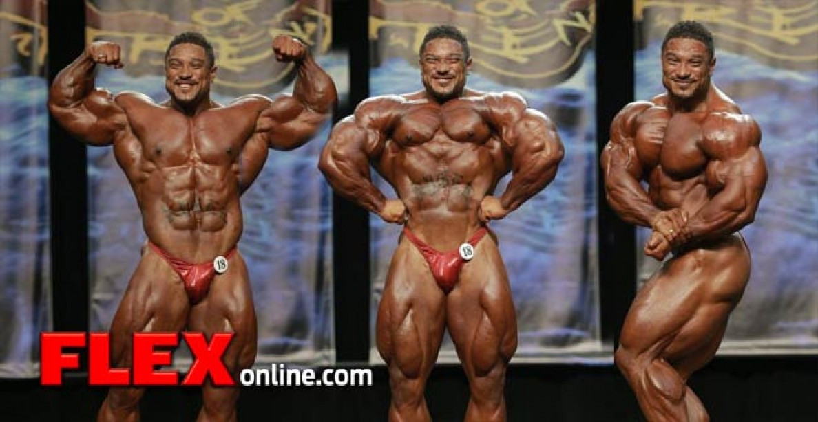 2013 Chicago Pro Final Results - Roelly Wins