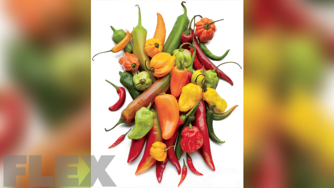 Absurdly Hot Chili Peppers Are Amazingly Good For You