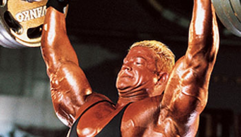 Brute Strength One-Rep Maxing