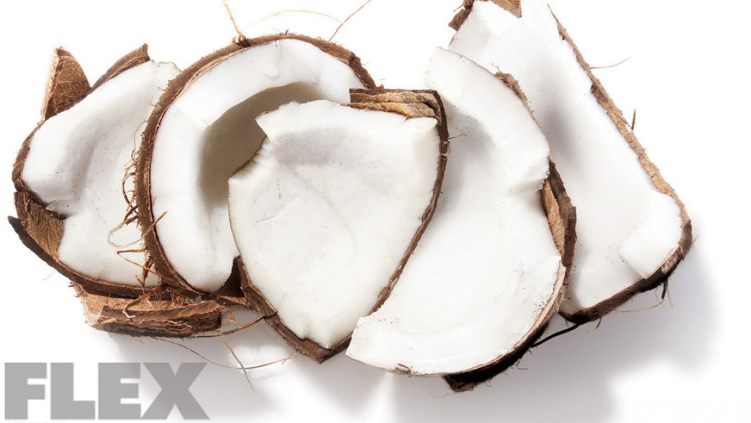 Go Coconuts for a Dose of Healthy Fats