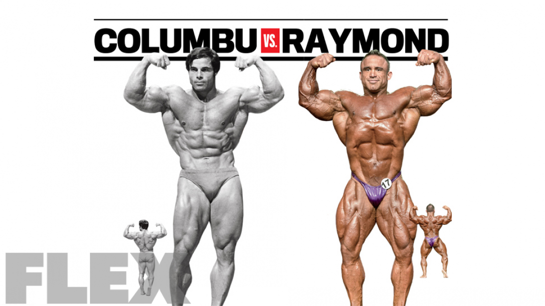 Virtual Posedown: Franco Columbu vs. Jose Raymond