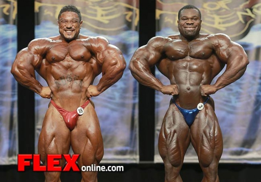 2013 Chicago Pro Men Prejudging Report