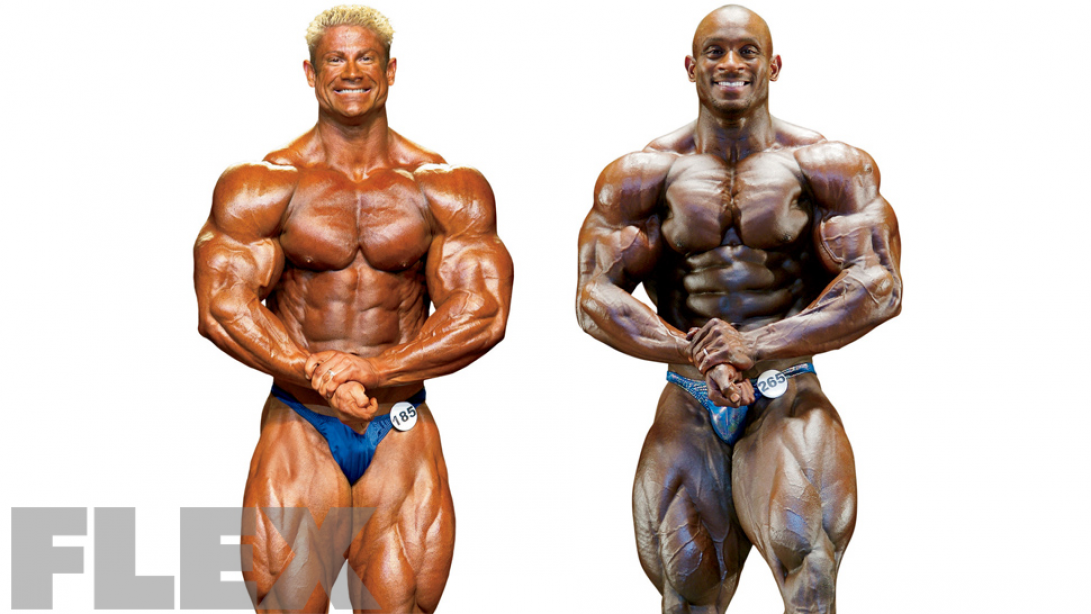 Virtual Posedown: Chris Cook vs. Desmond Miller
