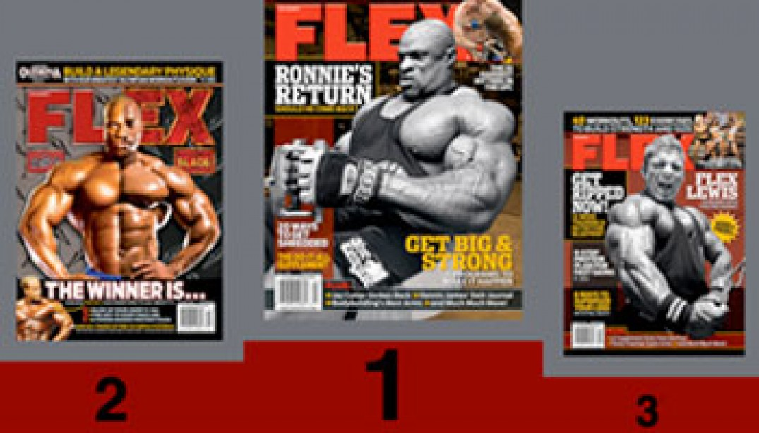 COVERS OF '09: THE WINNER