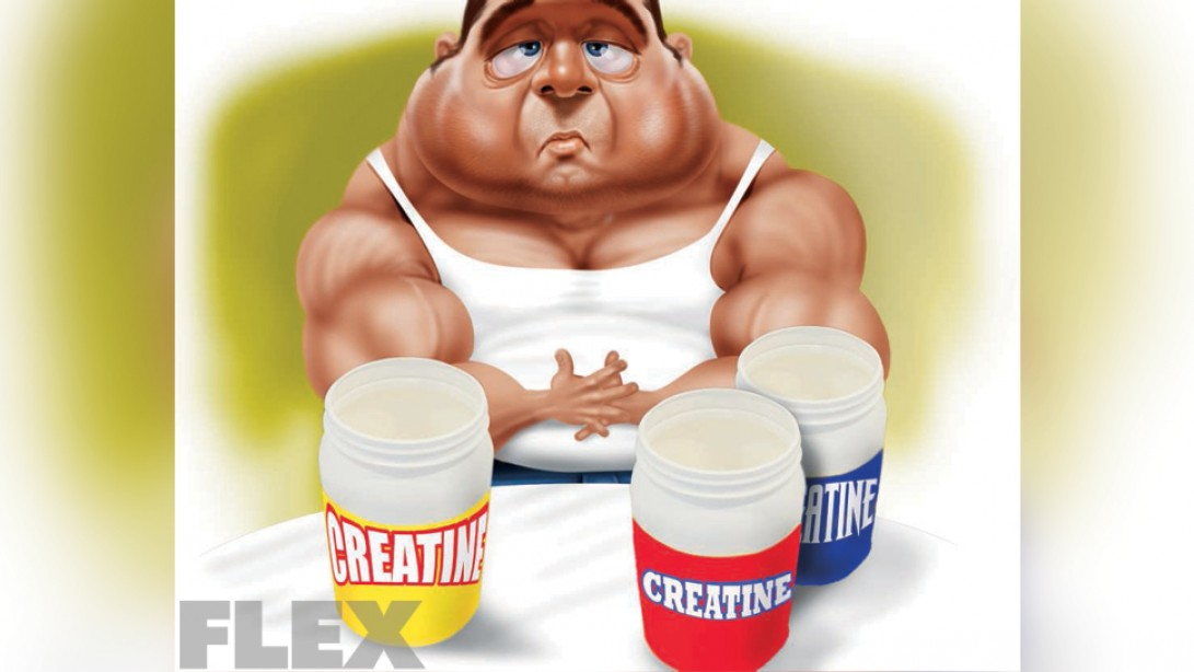 A Triple-Dose of Creatine Benefits