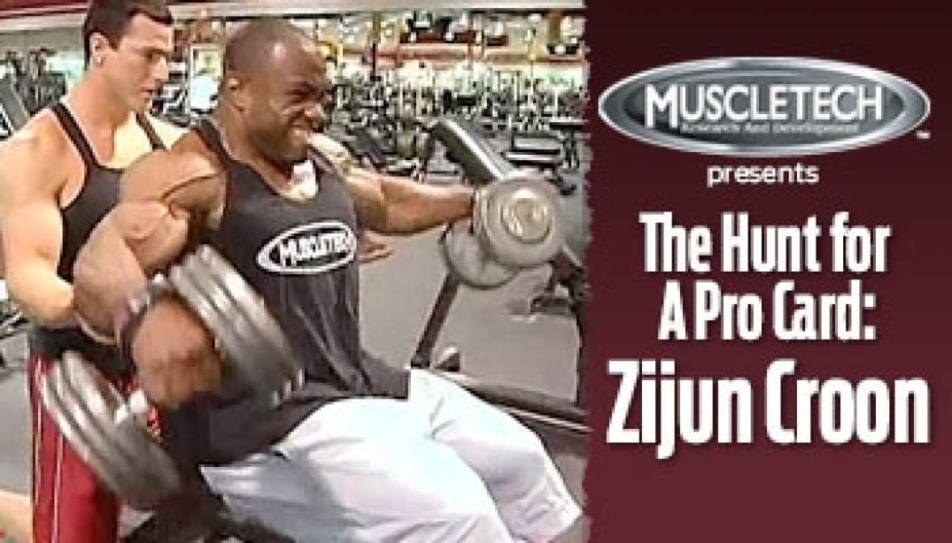 VIDEO: ZINJUN CROON - THE HUNT FOR A PRO CARD