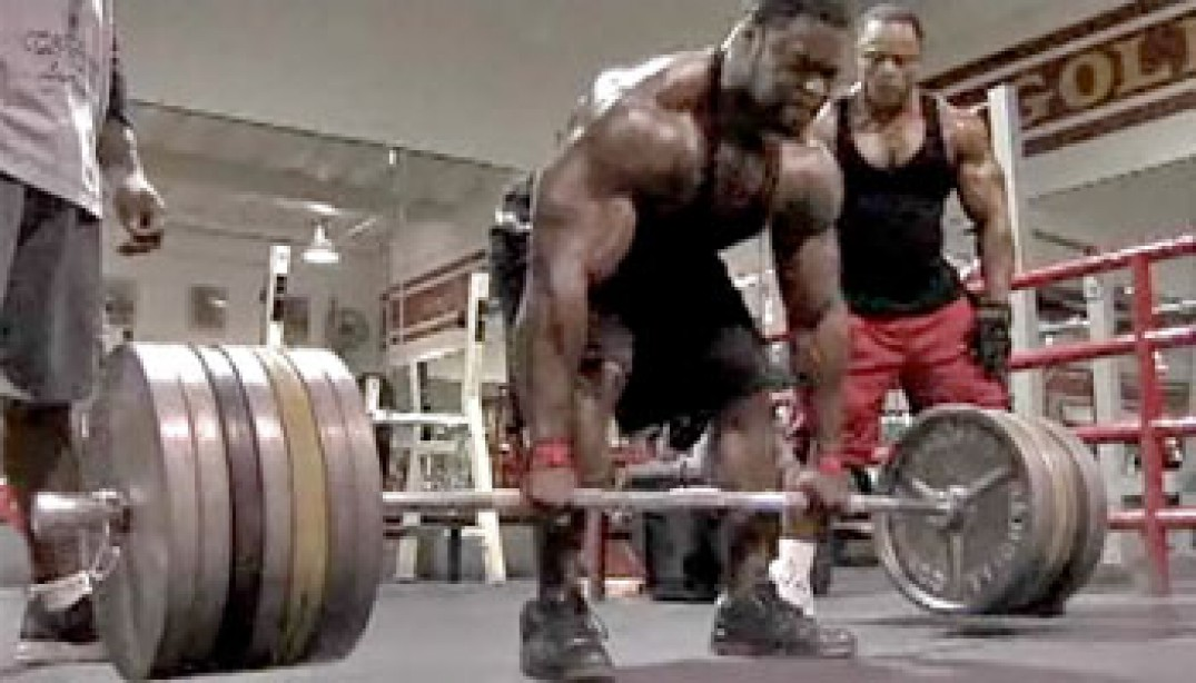 THE ULTIMATE PHOTO SHOOT - THE DEADLIFT CHALLENGE