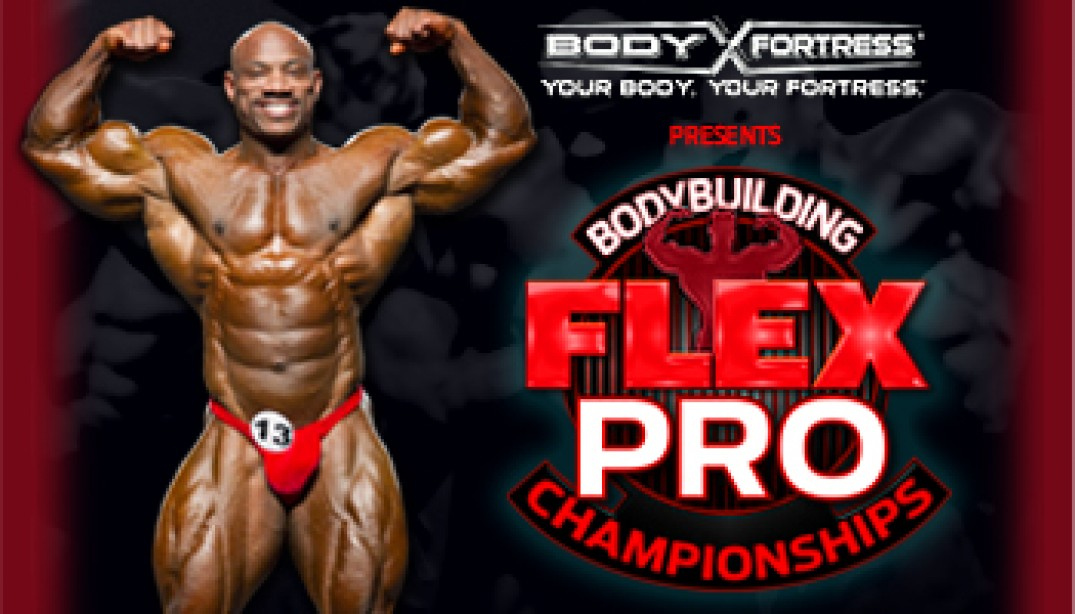 THE BLADE TO COMPETE IN THE FLEX PRO!