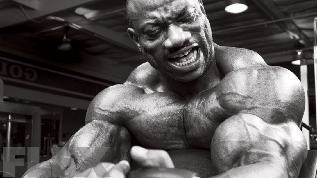 Dexter Jackson: Armed and Still Dangerous