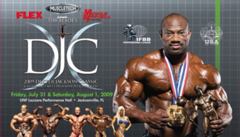 2009 DEXTER JACKSON CLASSIC PREVIEW
