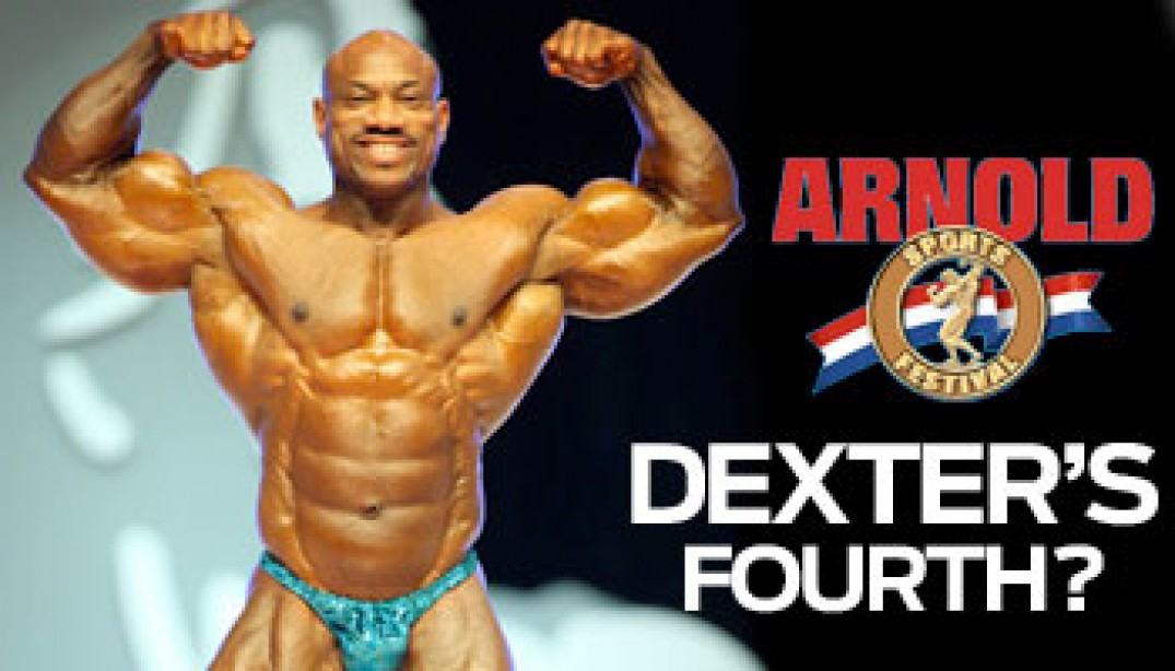 THE BLADE GOES FOR FOURTH ARNOLD CLASSIC TITLE