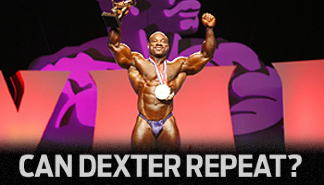 2009 OLYMPIA: CAN DEXTER REPEAT?